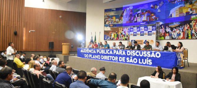 SÃO LUÍS: Representantes de entidades fazem exposição sobre proposta do Plano Diretor da capital