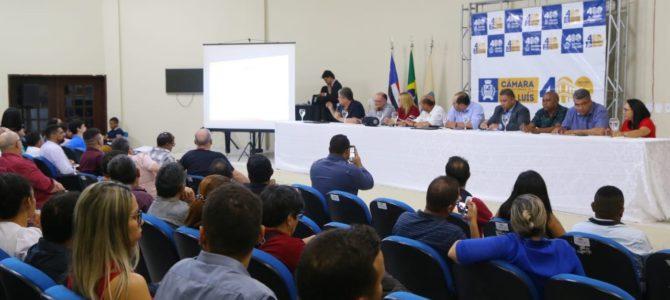 CÂMARA: População debate com vereadores Plano Diretor de São Luís durante quarta audiência pública