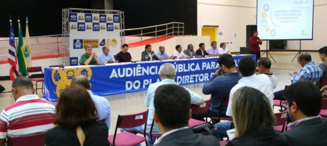 SÃO LUÍS: Quarta audiência pública vai debater Plano Diretor na região da Cidade Operária/São Cristóvão, nesta terça (12)
