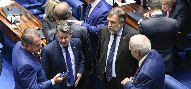 """FIM DO FORO PRIVILEGIADO: Senadores querem frear """"abusos"""" do STF"""
