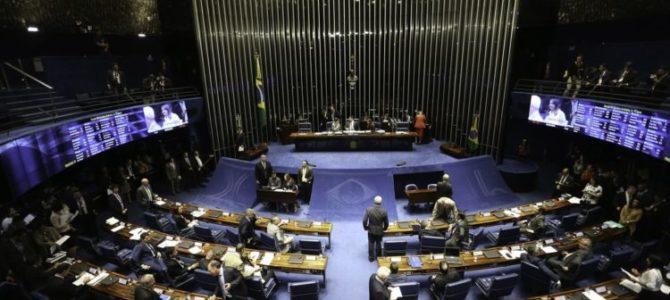 FAZ DE CONTA! Senado e Câmara fazem jogo de cena com 2ª instância, para enganar a população