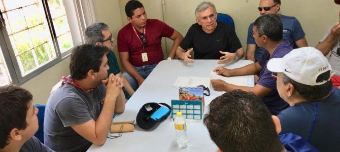 UFMA: Reitor Natalino Salgado elege segurança como prioridade no início de sua gestão