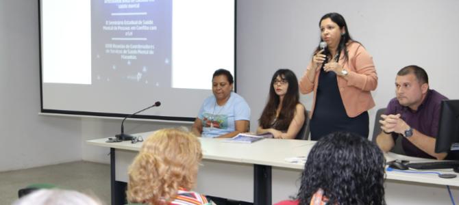 MARANHÃO: Governo do Estado reúne coordenadores de saúde mental para diálogo sobre Rede de Atenção Psicossocial