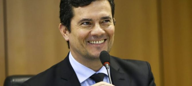 BRASÍLIA: Sergio Moro redige com senadores novo projeto sobre prisão em 2ª instância