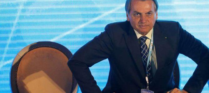 O BIPOLAR: Bolsonaro convida presidente argentino a visitar o Brasil