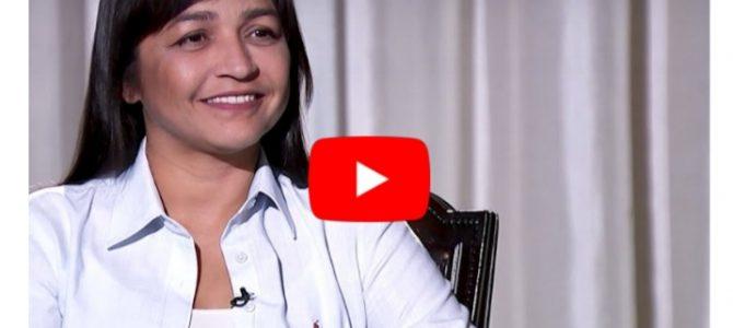VÍDEO: Eliziane Gama comenta a Conferência da ONU sobre o Clima no Salão Nobre, da TV Senado