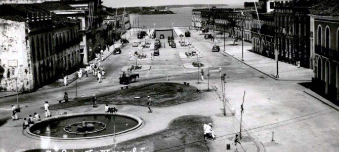 AGENDA MARANHÃO: A Avenida Pedro II na década de 1950