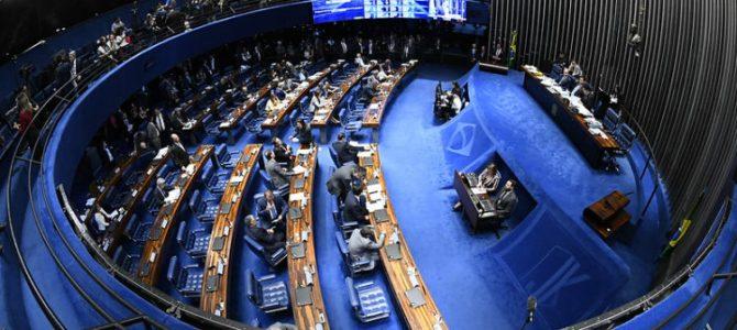 NOVAS VAGAS: Senado discute edital de concurso com salário de até R$ 33 mil