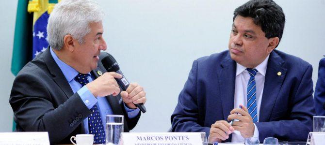 BASE ESPACIAL: A pedido de Márcio Jerry, grupo de trabalho para Alcântara será oficialmente criado