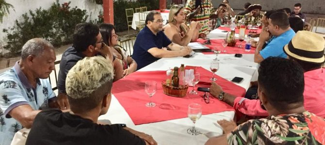 VIRADA CULTURAL: Artistas ribamarenses se unem para organizar o Canto Ribamar, apoiado por Jota Pinto