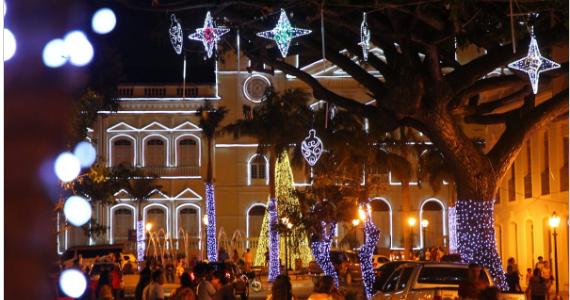 DE VOLTA! Vila Natalina terá orquestra, dança, teatro e muitas atrações neste fim de semana