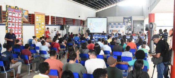 SÃO LUÍS: Coquilho recebe última audiência para discutir proposta do novo Plano Diretor