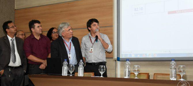 UFMA: Reitor Natalino lança portal de gestão de transparência da assistência estudantil e novas ferramentas de tecnologia da informação