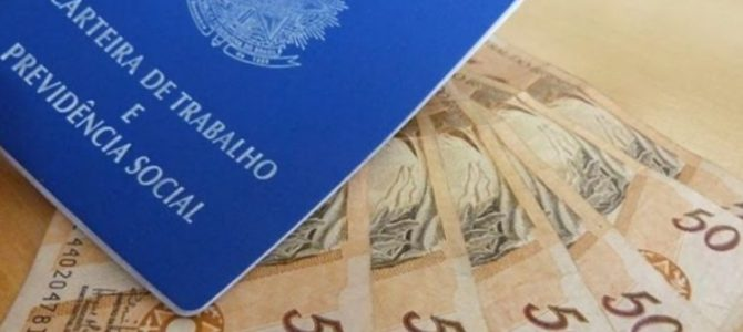 EM BUSCA DE VOTOS! Governo Bolsonaro deve cortar investimentos para reajustar salário mínimo