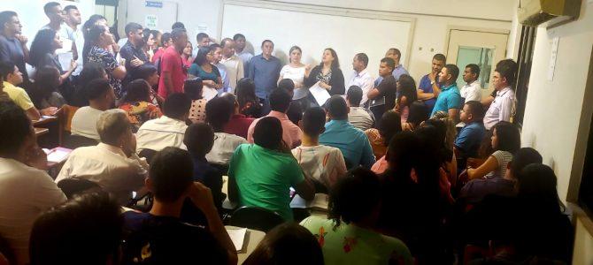 RETIROS CULTURAIS: Coordenadores de retiros de São Luís participam de reunião
