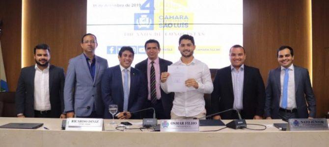 NOVA CHAMADA: Presidente Osmar Filho autoriza 2ª etapa de convocação dos aprovados em concurso da Câmara