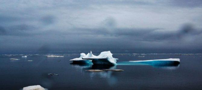 AQUECIMENTO GLOBAL: Estudo mostrs que  oceanos batem recorde histórico de temperatura em 2019