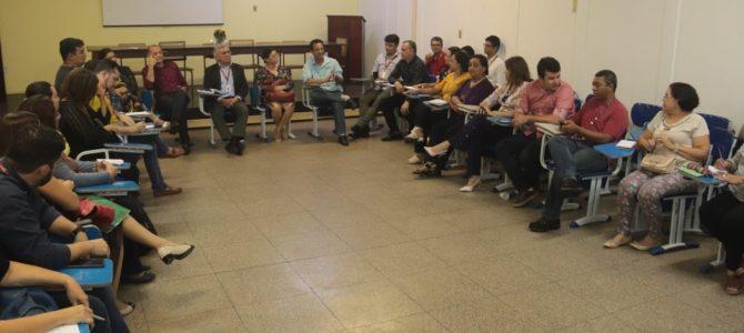 NOVO FORMATO DE GESTÃO: Reitor Natalino dialoga com a comunidade acadêmica da UFMA e mostra conquistas