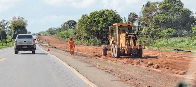 MARANHÃO: Justiça Federal manda Dnit retomar duplicação da rodovia BR-135