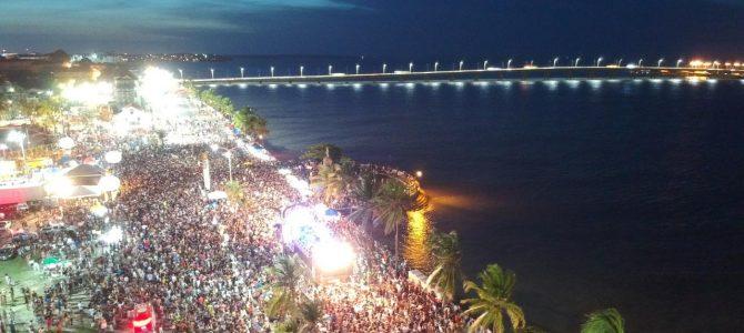 CARNAVAL DE SUCESSO: Circuito Beira Mar terá programação com artistas internacionais, nacionais e locais