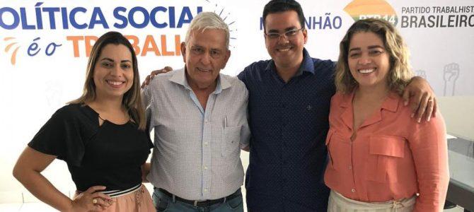 CAJARI-MA: Dr. Ítalo é pré-candidato a prefeito do município, pelo PTB