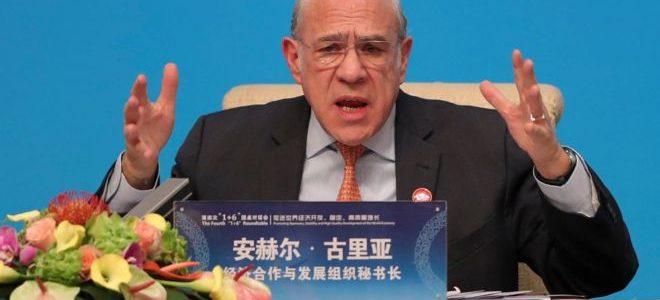 CORONAVÍRUS: Economia global vai sofrer anos até se recuperar do impacto da pandemia, afirma OCDE