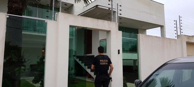 R$ 33 MILHÕES: PF faz operação contra esquema de fraude ambiental no Maranhão