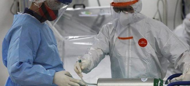 AFUNDANDO: Modelo matemático aponta colapso do sistema de saúde a partir deste 21 de abril