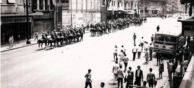 ANDANDO PARA TRÁS: Escolas fechadas, hospitais lotados, eventos cancelados; era o Brasil de 1974, por conta da meningite