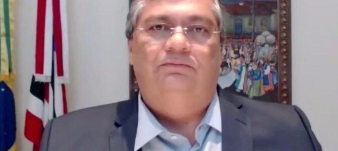 DIREITOS JA! Flávio Dino prega direitos sociais como auxílio emergencial, SUS e empregos em live com personalidades