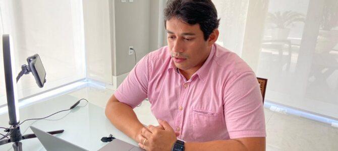 SÃO LUÍS: Presidente Osmar Filho anuncia prorrogação de medidas restritivas na Câmara até dia 14 de junho