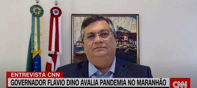 BRASIL: Flávio Dino propõe a Bolsonaro, governadores e entidades debate sobre Pacto Nacional pelo Emprego