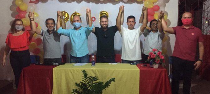 BEQUIMÃO: Chapa liderada por Igor Diniz vai fazer uma revolução em Bequimão, diz vice-presidente da Câmara Municipal