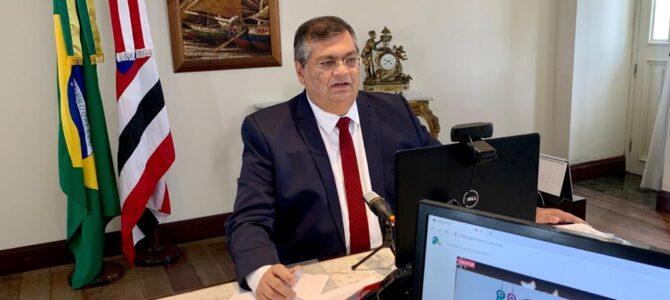 """MARANHÃO: Há limites de gastos com pessoal e com reposições de recursos humanos"""", pontua Flávio Dino sobre Cadastro de Reserva da PM"""