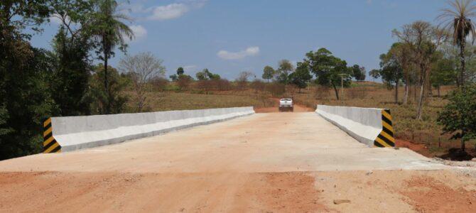 INAUGURAÇÃO VIRTUAL: Flávio Dino entrega pontes novas em Porto Franco e Santana do Maranhão
