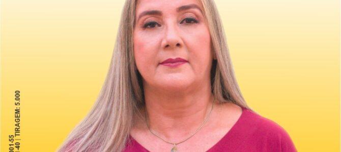 CODÓ: Socorro Belo afirma que é candidata a vereadora para defender as mulheres e cuidar de pessoas
