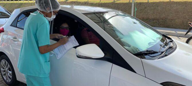 MARANHÃO: Governo do Estado testou mais de cinco mil pessoas contra covid-19 no drive-thru do Parque do Rangedor
