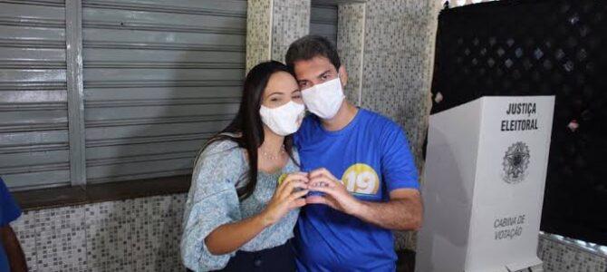 SÃO LUÍS: Eduardo Braide é eleito o novo prefeito da capital, com 55,53 por cento