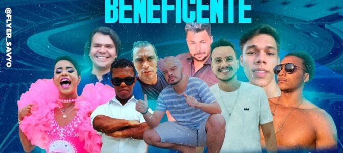 É DOMINGO: Jogo beneficente dos artistas e influenciadores acontece em São Luis