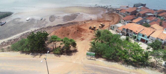 MARANHÃO: Governo do Estado investe 7,2 milhões em obras na Ponta do São Francisco, em São Luís