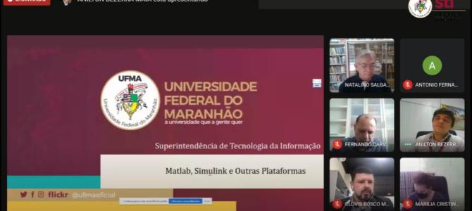 UFMA: Natalino anuncia incrementação de tecnologia da informação com novos softwares para a comunidade acadêmica
