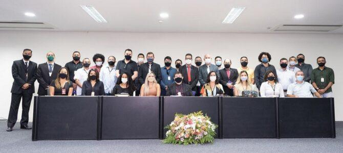 MARANHÃO: Oficiais de Justiça elegem e empossam a nova diretoria do SINDOJUS/MA