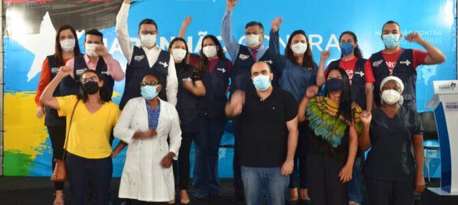 COVID-19: Márcio Jerry destaca esforço e elogia distribuição da vacina pelo governo do Maranhão