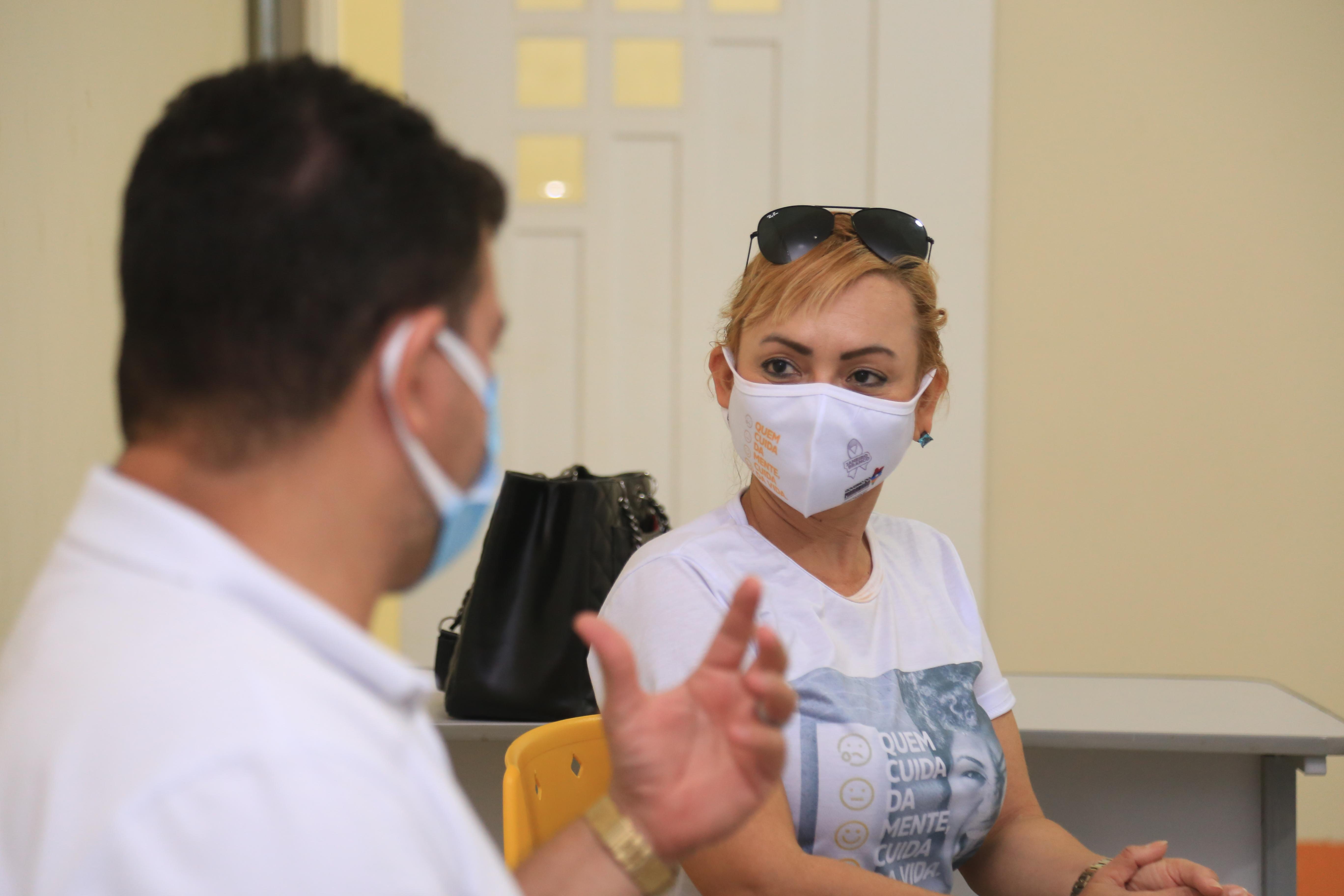 JANEIRO BRANCO: Governo do Maranhão segue promovendo ações de cuidados com a saúde mental de profissionais da área