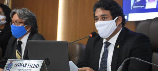 SÃO LUÍS: Câmara vai realizar sessão extraordinária híbrida para apreciação de projetos do Executivo