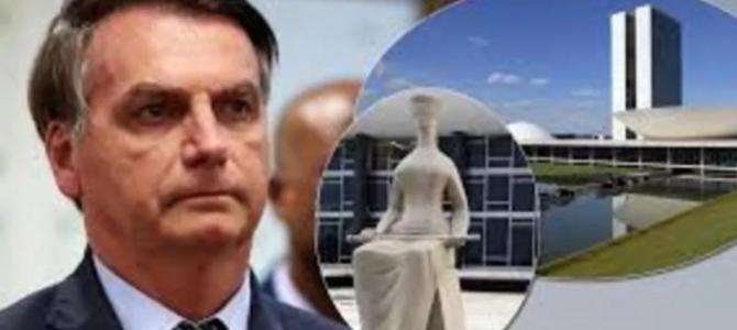 FAZ DE CONTA! Cúpulas do Congresso e do STF não acreditam que reunião com Bolsonaro terá resultados eficazes