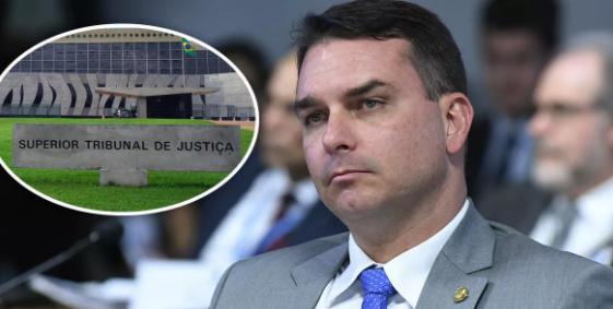 PROTEGENDO A CORRUPÇÃO! STJ adia julgamento de recurso de Flávio Bolsonaro que tenta anular caso das rachadinhas