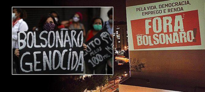 BRASIL: CPI do Genocídio pode levar ao impeachment de Bolsonaro