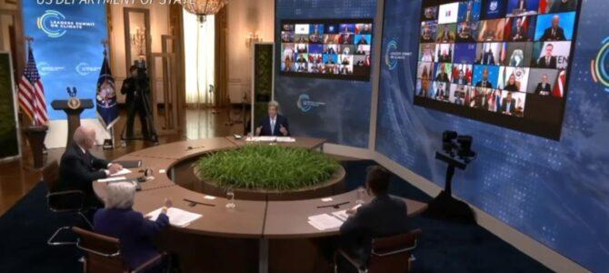 BRASIL: Depois de mentir na cúpula do clima, Bolsonaro rejeita críticas e volta a agir como mendigo perante a comunidade internacional