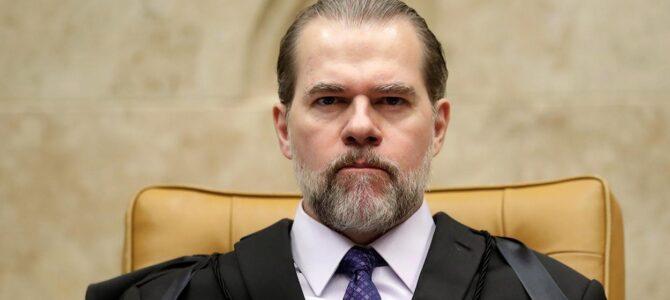 DO PRÓPRIO VENENO! PF de Bolsonaro pede ao STF investigação contra Dias Toffoli por venda de decisões